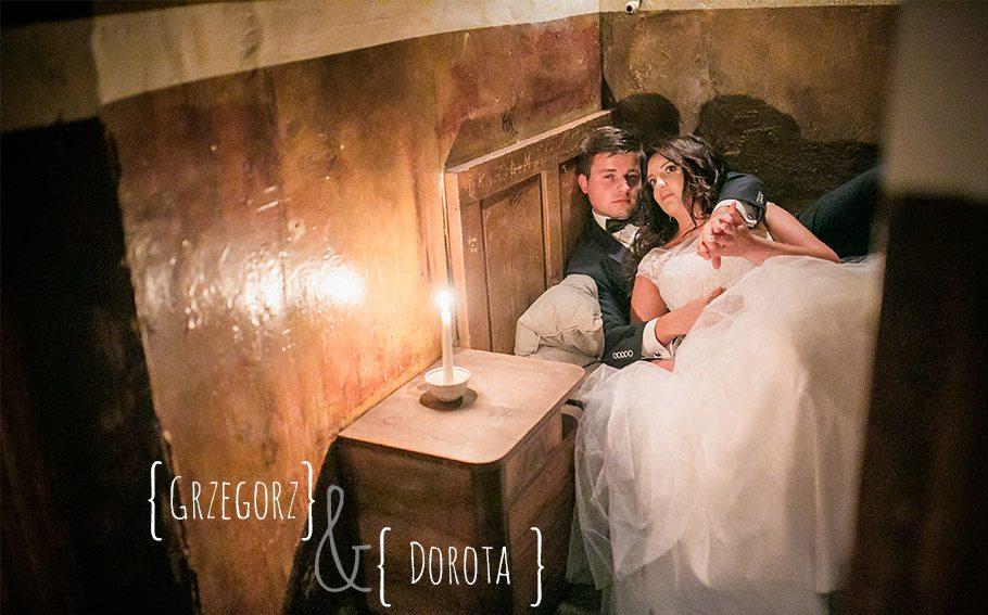 {Reportaż & Plener} Dorota i Grzegorz