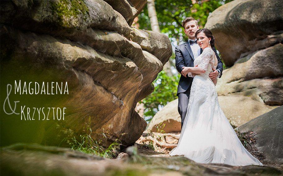 {Reportaż & Plener} Magdalena i Krzysztof