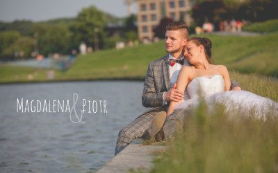 {Reportaż} Magdalena i Piotr