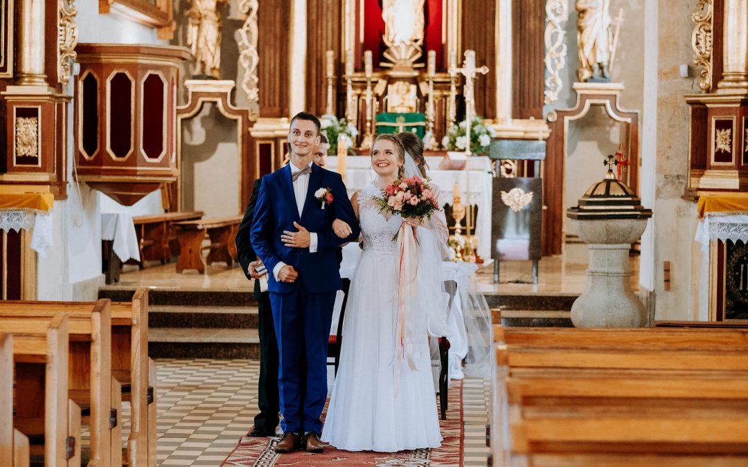 { reportaż ślubny} – Karolina i Michał